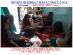 DIJAMIN BISA, WA +62 812-9627-2689, Private Internet Marketing Depok JURAGANSEO