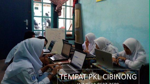 Tempat PKL SMK di Cibinong
