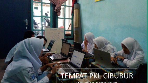 Tempat PKL SMK di Cibubur