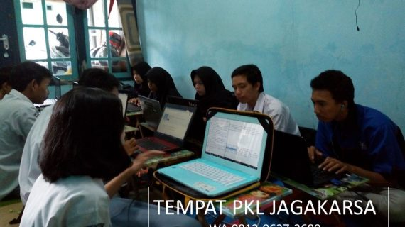 Tempat PKL SMK di Jagakarsa