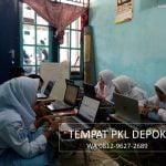 Tempat PKL SMK Jurusan TKJ di Depok