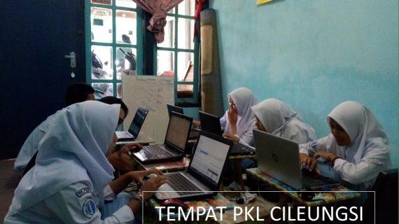 Tempat PKL SMK di Cileungsi