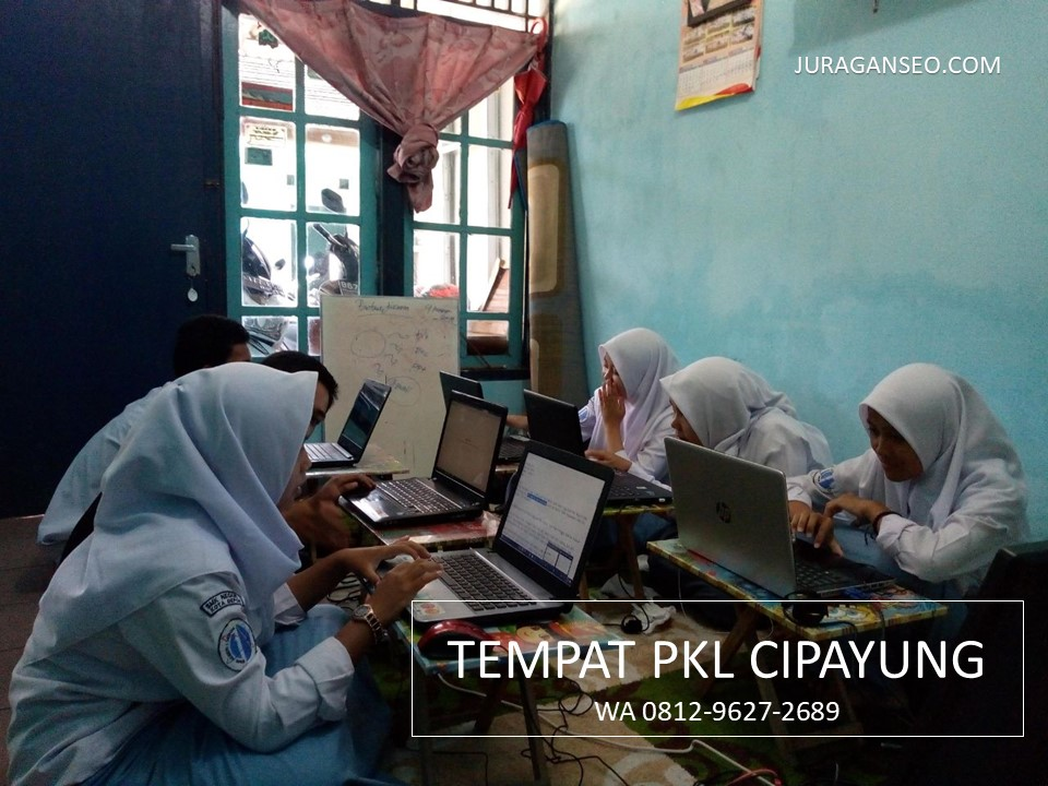 Tempat PKL SMK di Cipayung, Magang Internet Marketing SMK Cipayung,Tempat PKL Cipayung,Tempat PSG Cipayung,Tempat PKL di Cipayung,Tempat PSG di Cipayung,Tempat PKL SMK Multimedia Cipayung,Tempat PKL Jurusan TKJ di Cipayung,Tempat PKL Anak RPL Cipayung, Tempat PKL Pemasaran Cipayung