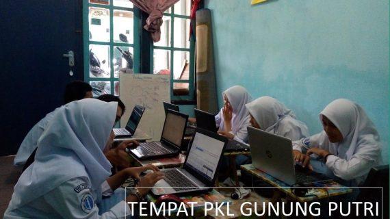 Tempat PKL SMK di Gunung Putri