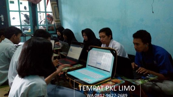 Tempat PKL SMK di Limo