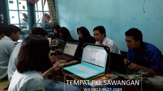 Tempat PKL SMK di Sawangan