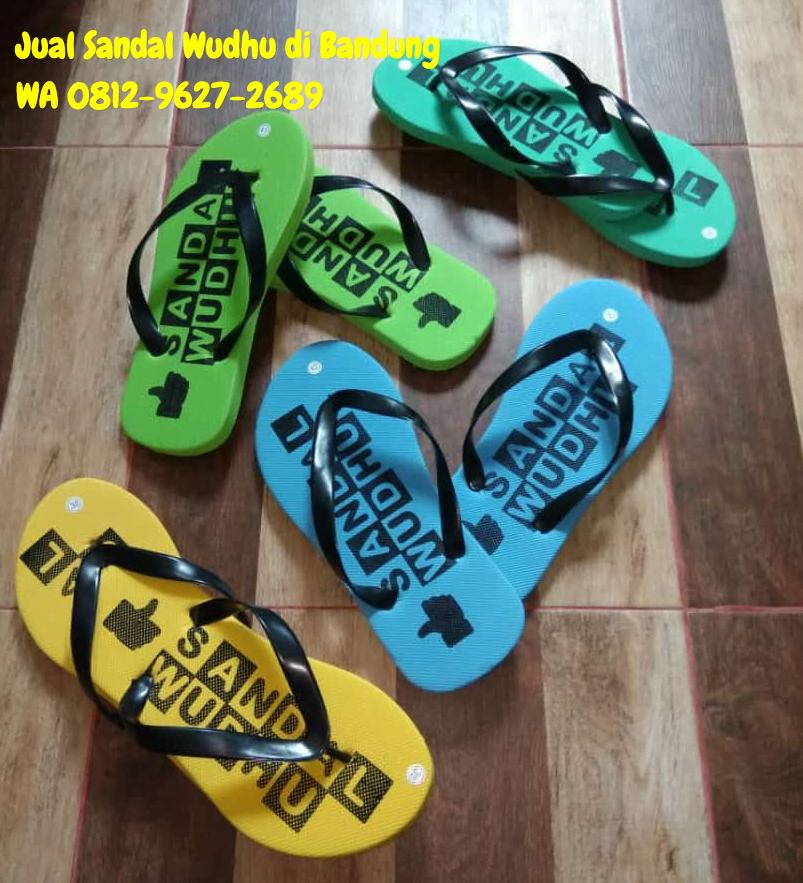 sandal wudhu di bandung