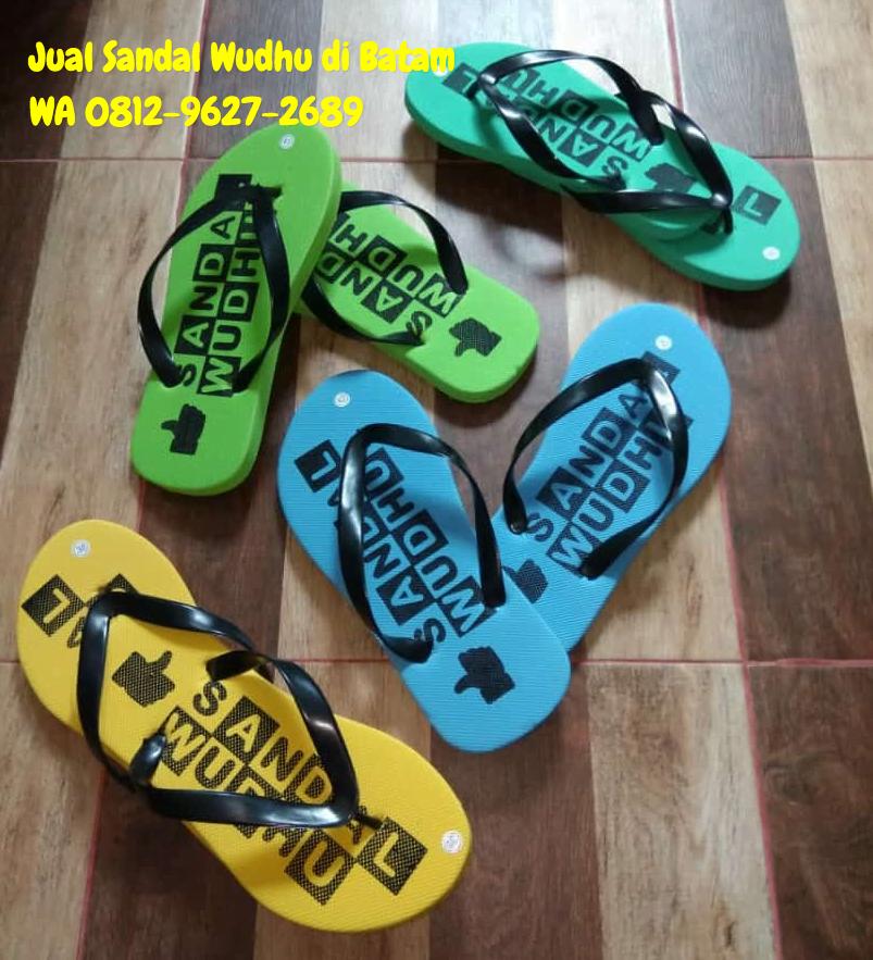 sandal wudhu batam