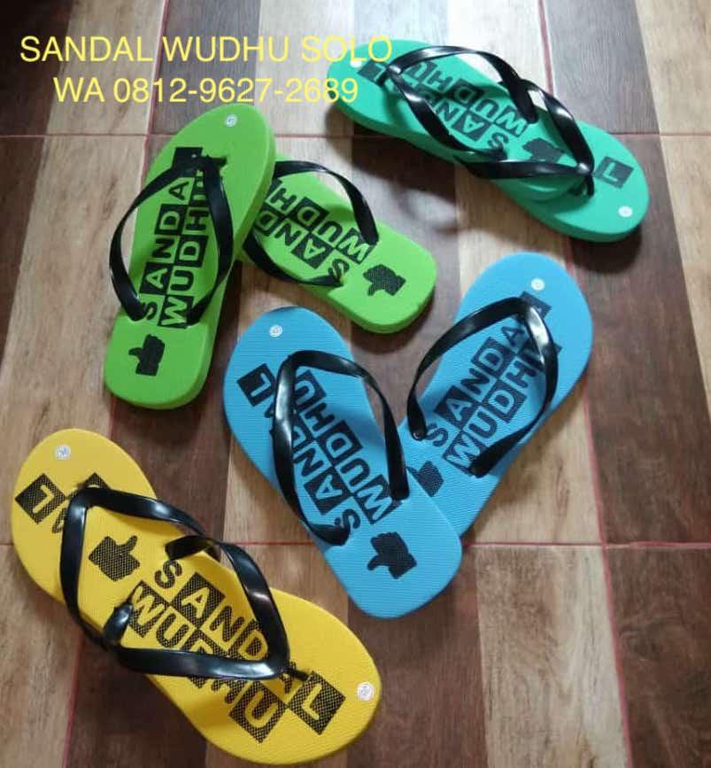 jual sandal wudhu di solo