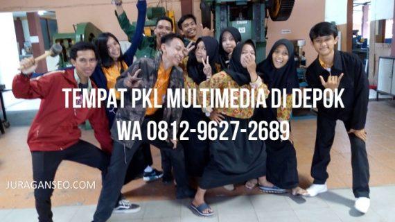 Tempat PKL Jurusan Multimedia di Depok 2020