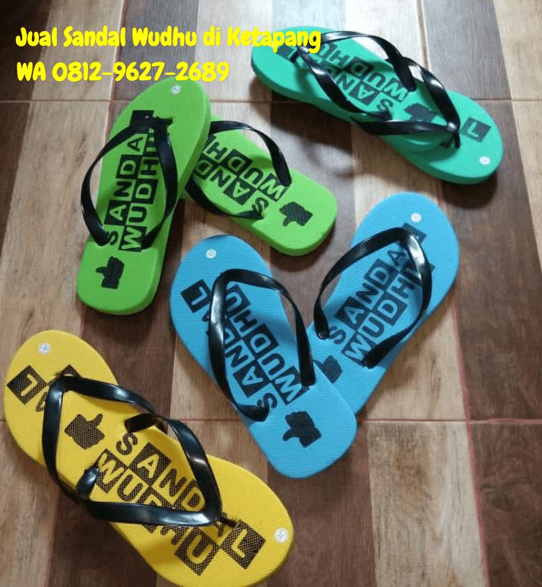 sandal wudhu,sandal wakaf,sandal masjid,sandal mushola,jual sandal wudhu di ketapang