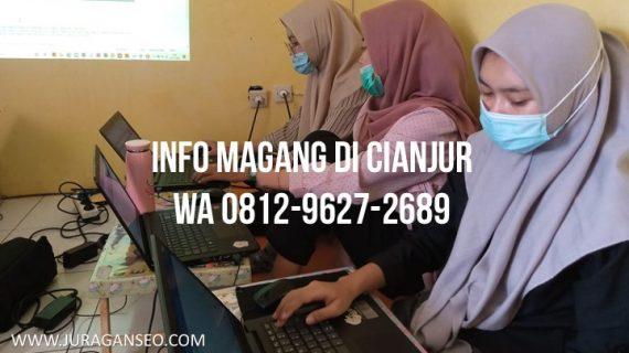 Info Tempat Magang di Cianjur