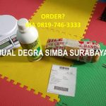 Jual Degra Simba kirim ke Surabaya